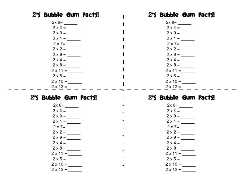 100 math facts worksheets pdf http www docstoc com docs 65225256 100 ...