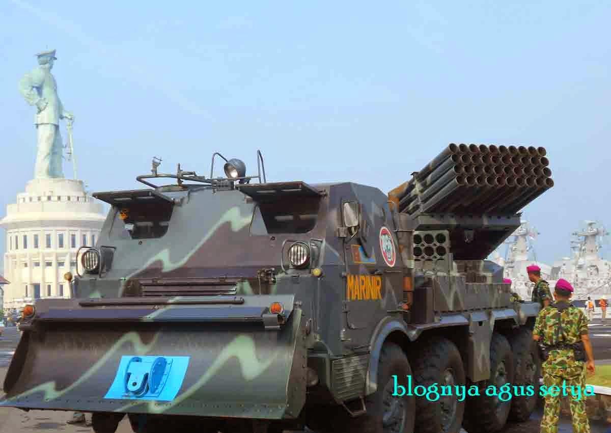 MLRS Marinir Indonesia
