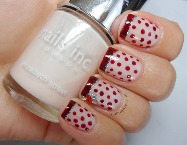 The Excellent French nail design pinterest Images