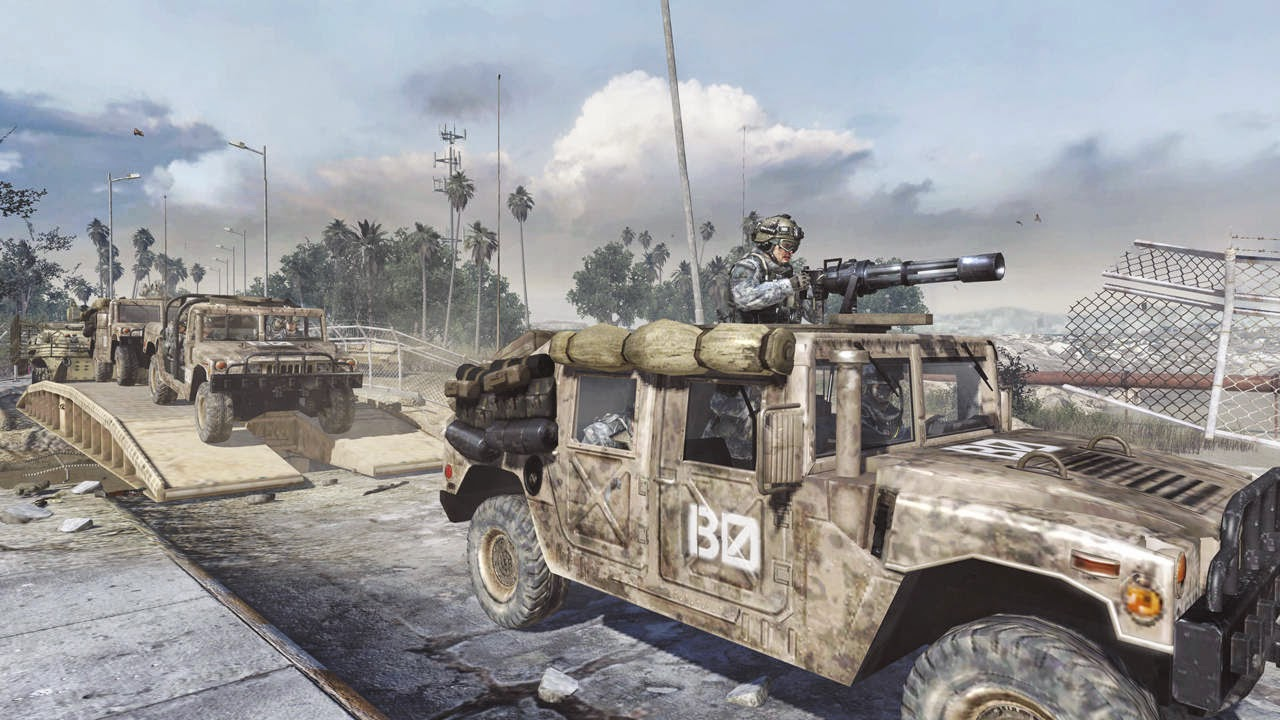 Activision explains why Call of Duty: Modern Warfare 2