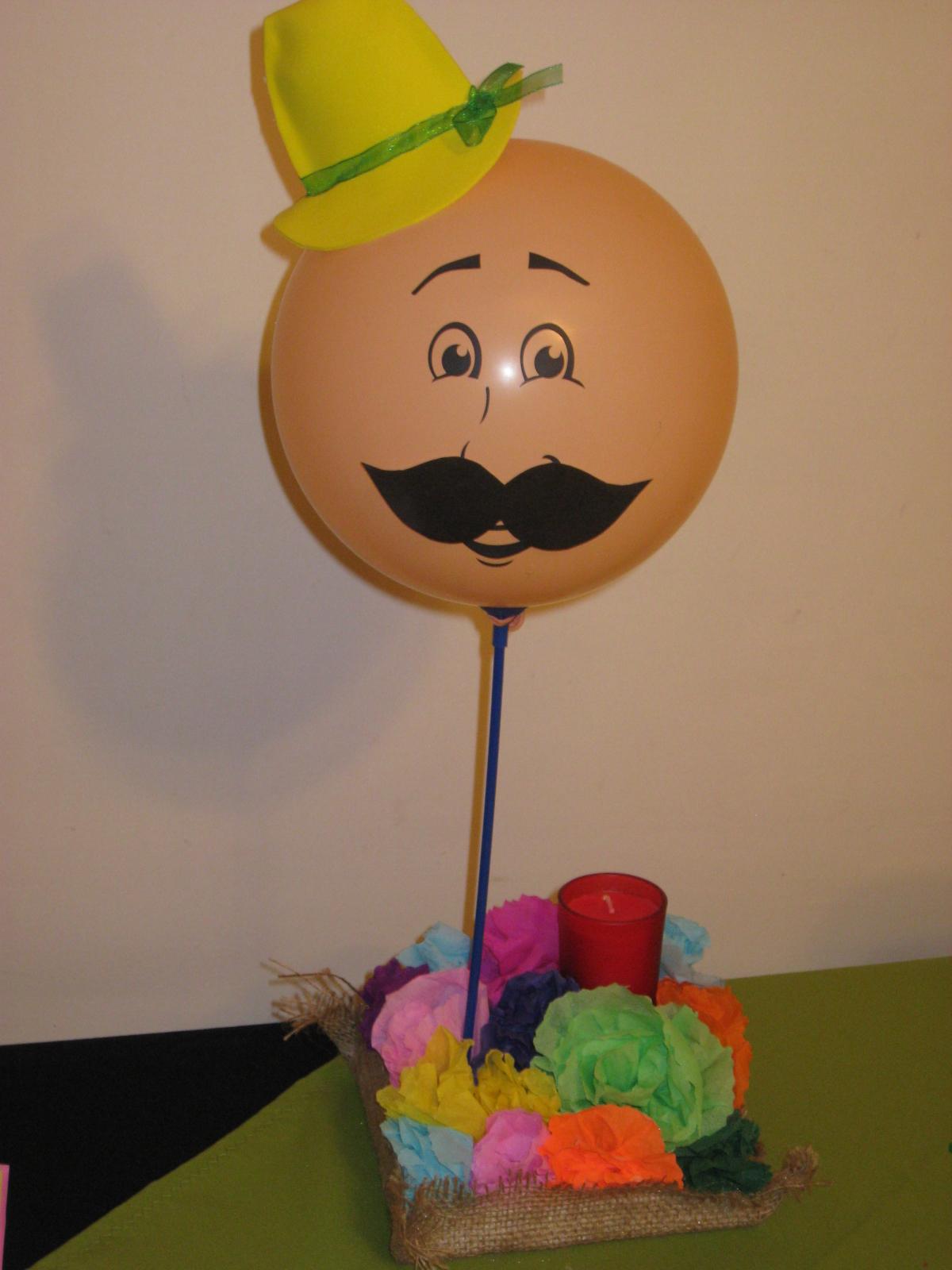 Decoraci n para fiesta mexicana pancho villa tu p rty - Decoracion para foto ...