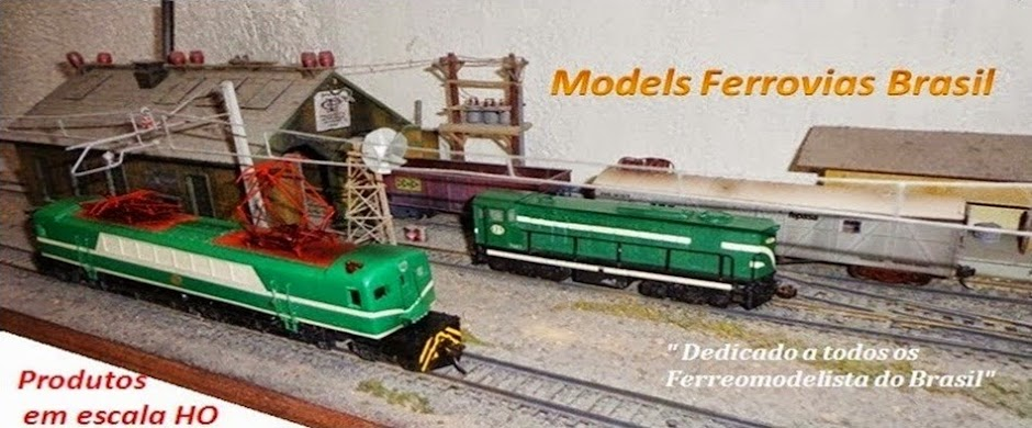 MODELS FERROVIAS BRASIL