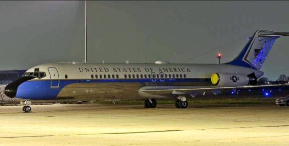 Air Force One DC-9
