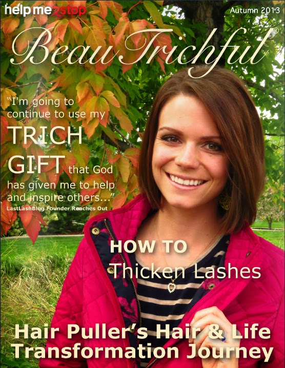 BeauTrichful Magazine, Trichotillomania support magazine