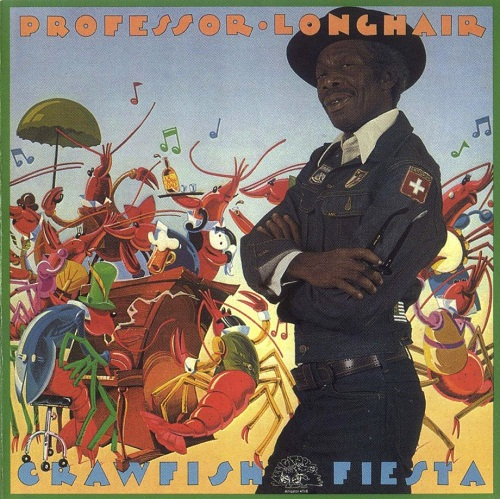 Professor Longhair House Party New Orleans Style The Lost Sessions 1971 1972