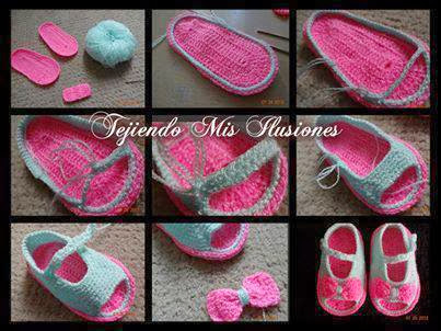 Hobilendik Sandalet Patik Modeli