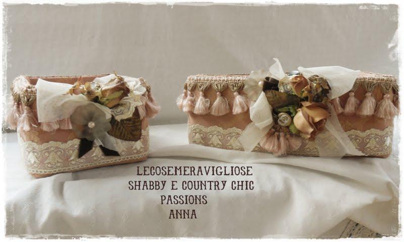 Famoso lecosemeravigliose Shabby e country chic passions: Shabby chic  VC06