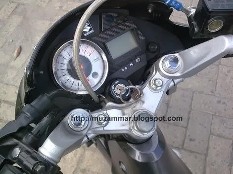 Test ride Suzuki Satria FU 150 DOHC nya terasa!