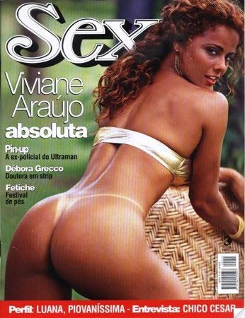 Viviane Araújo - Sexy 2001