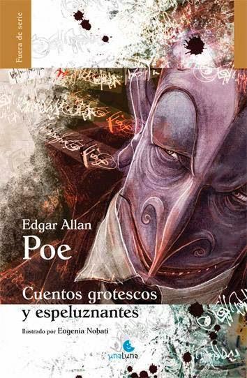 Cuentos grotescos y espeluznantes de E. A. Poe
