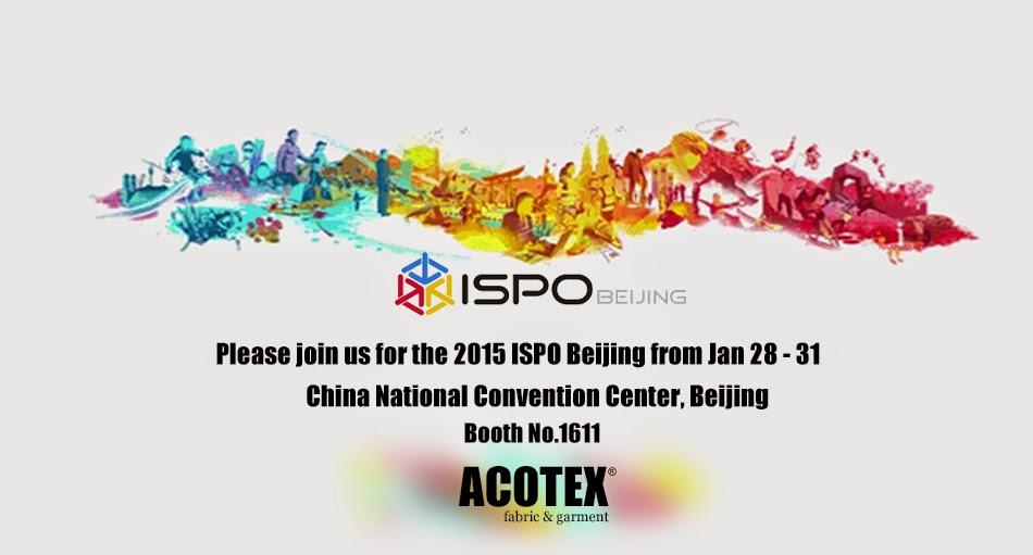 ACOTEX 2015 ISPO Beijing
