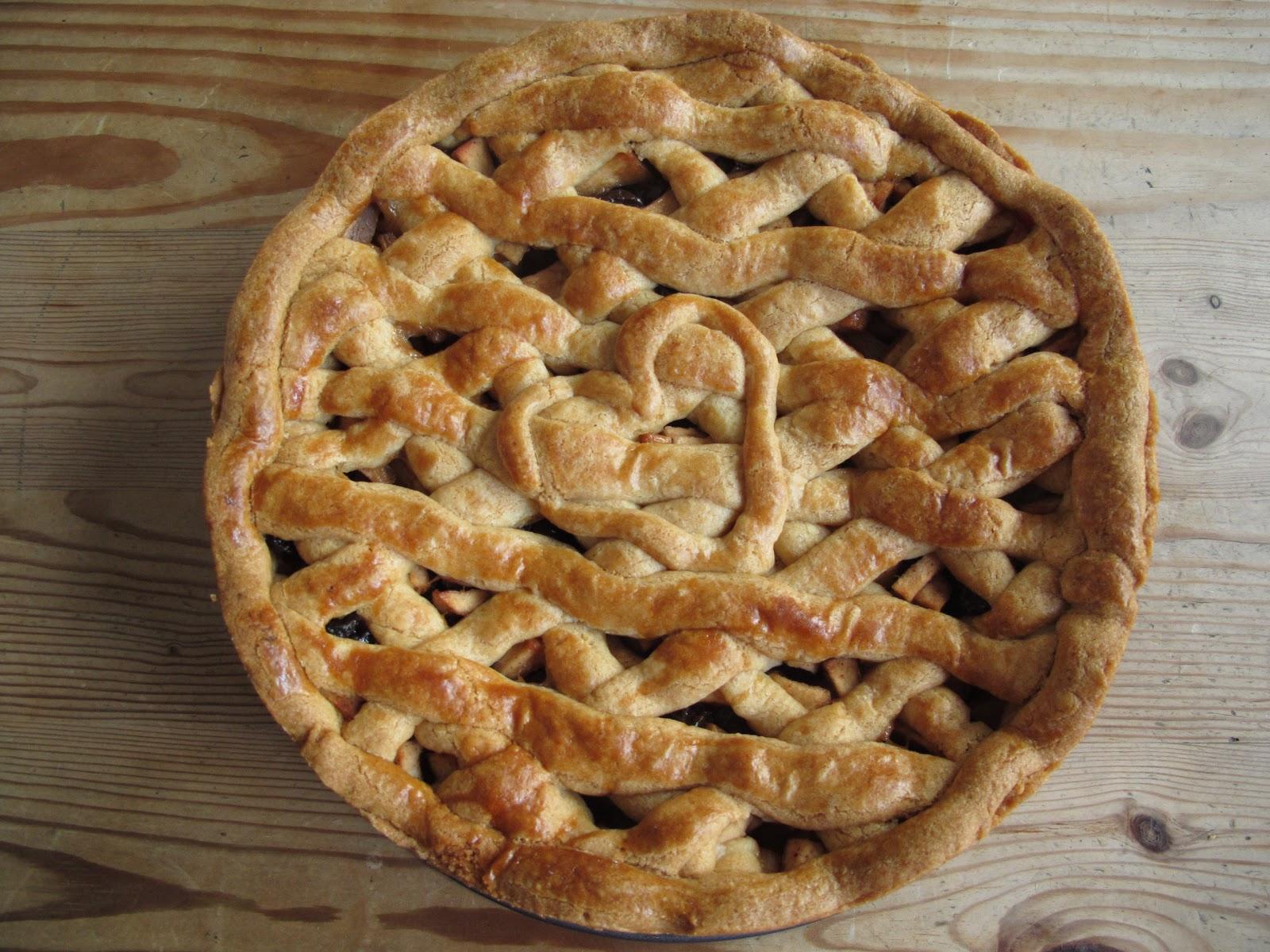 recept appeltaart zonder rozijnen