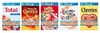 General Mills giveaway
