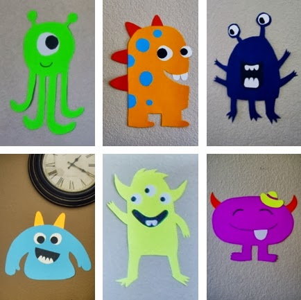 Monster book fair 2015 on pinterest monster party for Poster decoratif