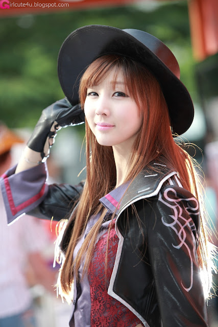 7 Lee Yoo Eun - Dungeon & Fighter 2012-very cute asian girl-girlcute4u.blogspot.com