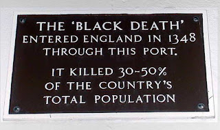Black Death di Inggris Raya