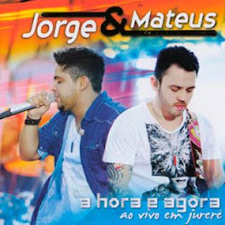 Jorge e Mateus Ao Vivo em Jurerê 2012 CD Capa