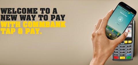 Porte-monnaie mobile CommBank