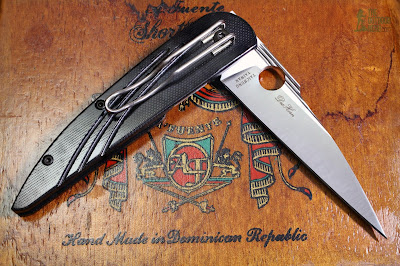 Spyderco Des Horn EDC Pocket Knife - Product Link