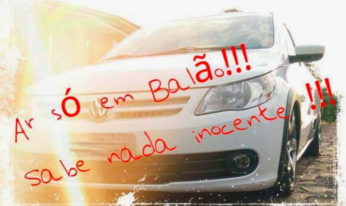 """Saveiro G5 Suspensão a Ar Rodas 17"""""""