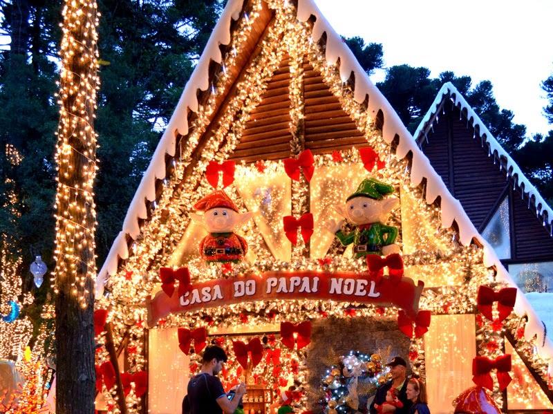 decoração de natal em penedo 2015