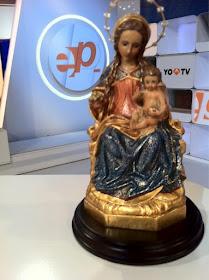 Regalo de la Virgen del Racimo