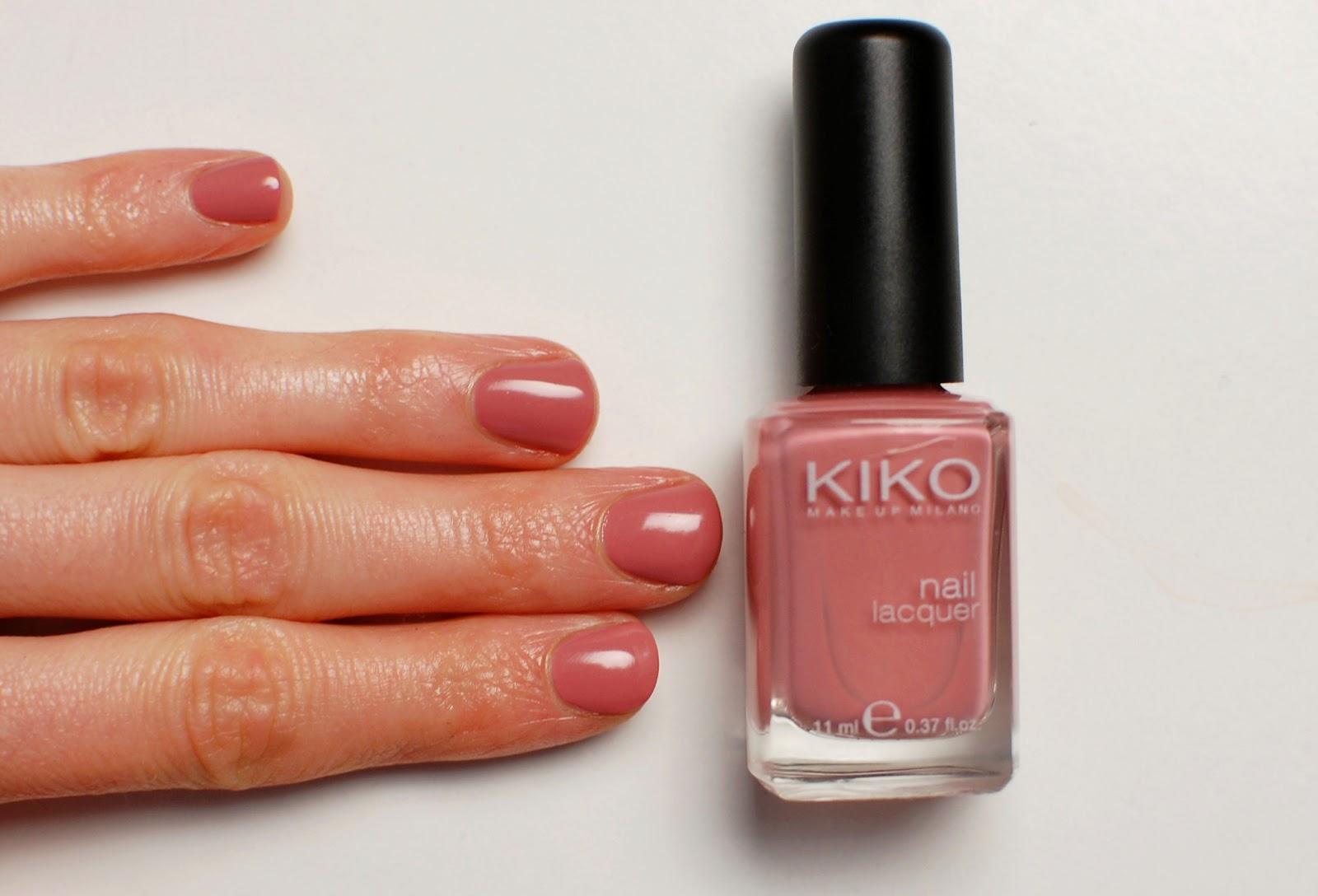 Kiko 375, Bois de Rose