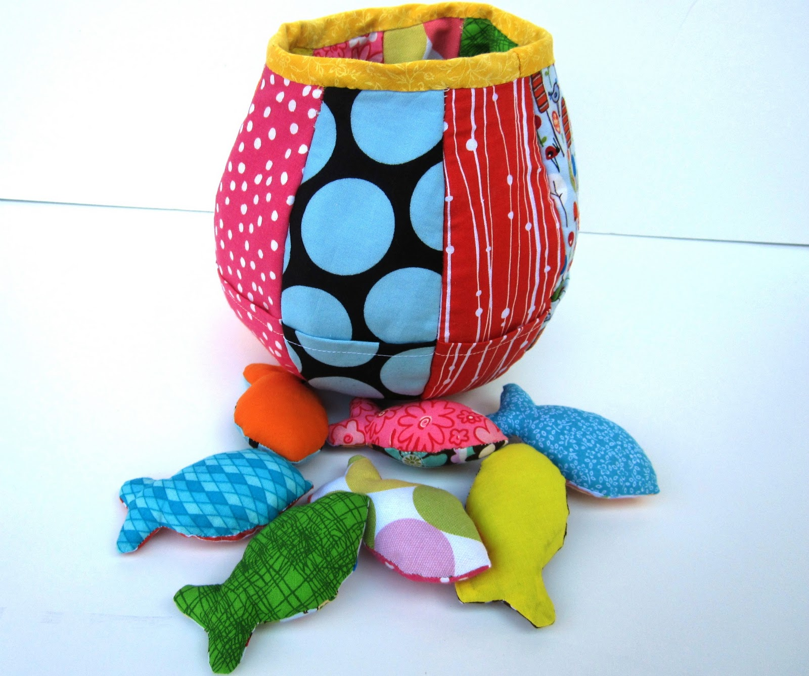 Celestial\'s Creations: Fish Bowl Matching Game