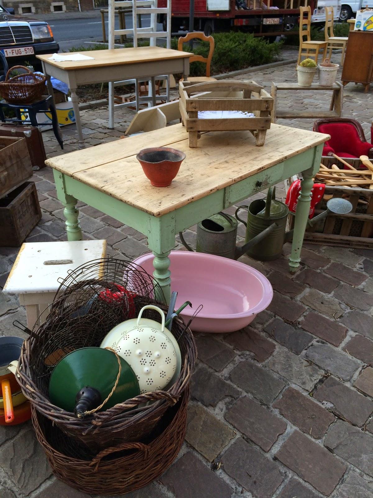 rosamine home flohmarkt in belgien ein traum. Black Bedroom Furniture Sets. Home Design Ideas