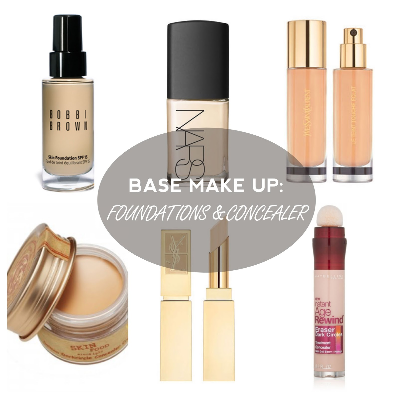 THIS IS VALENTINE . : Base Make Up: The Foundation & Concealer Edition