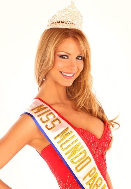 Miss Mundo Paraguay 2010,Miss Universe Paraguay 2012