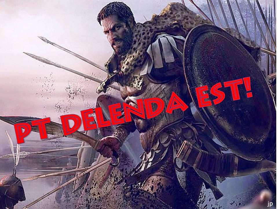 Delenda est!