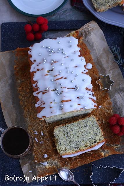 ciasto z suchym makiem