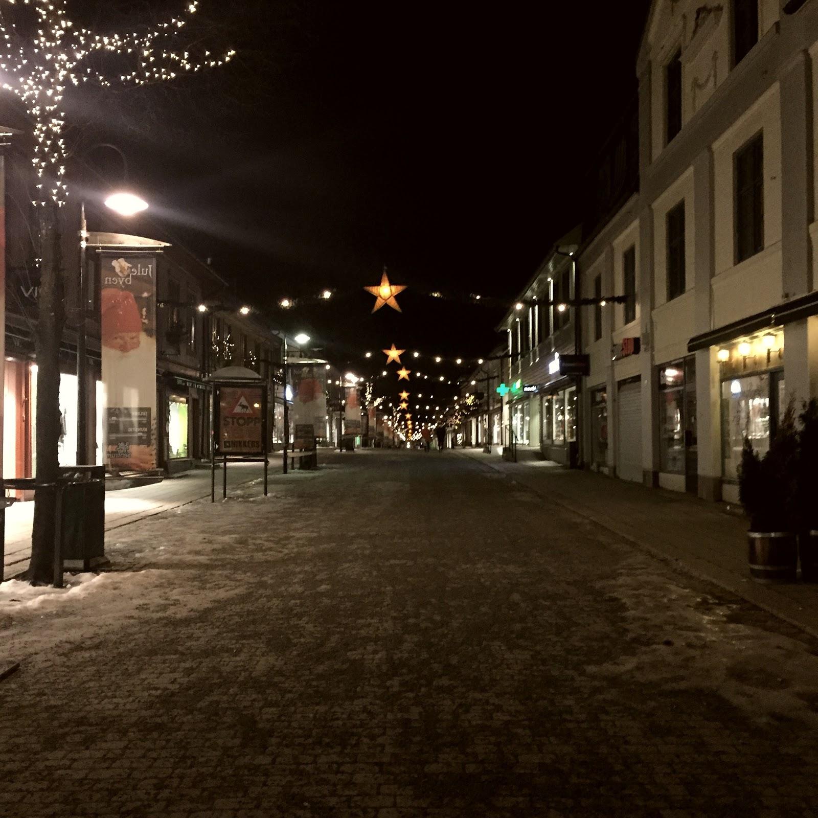 lillehammer na noruega no inverno
