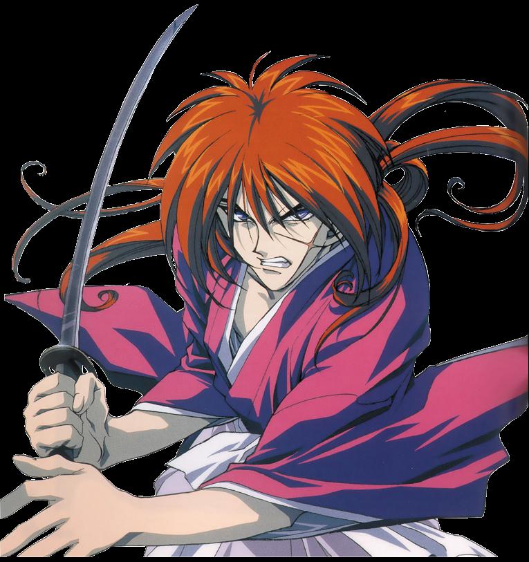 Renders De Samurai X