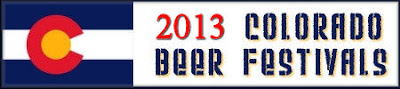 2013 Colorado Beer Festivals & Events Calendar