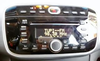 Rádio Tupi FM - DF e Entorno