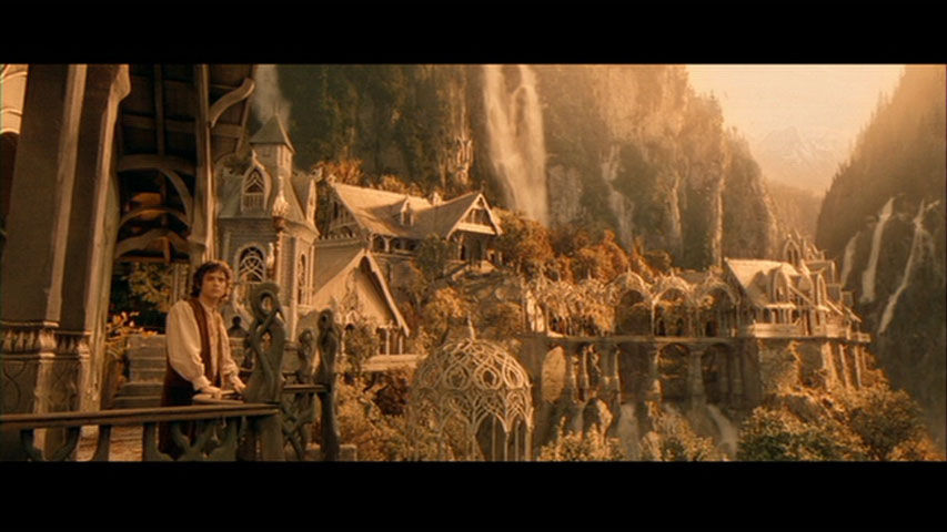 The Town of Rivindell Rivendell