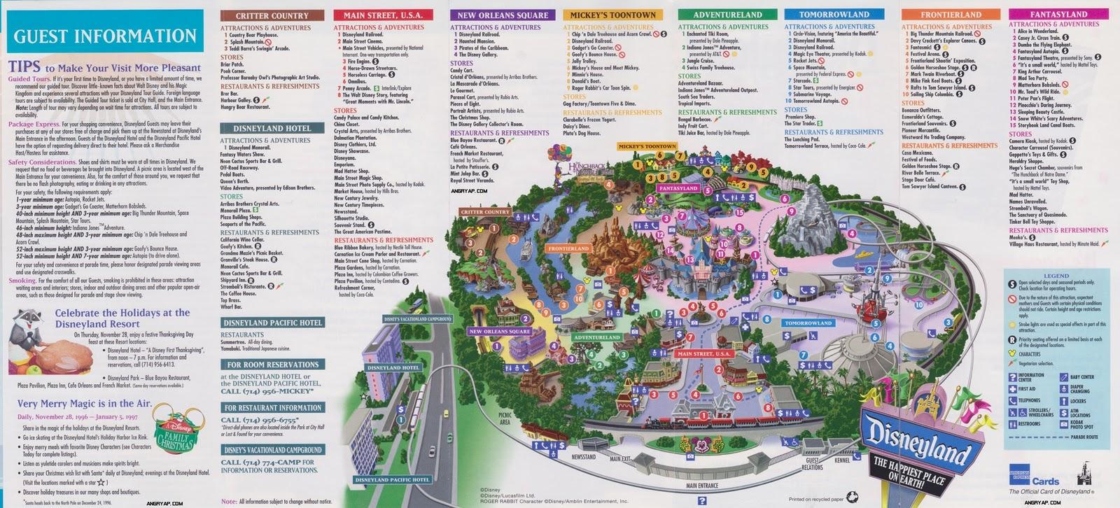 Angry AP  Disneyland and Walt Disney World nostalgia November 2011