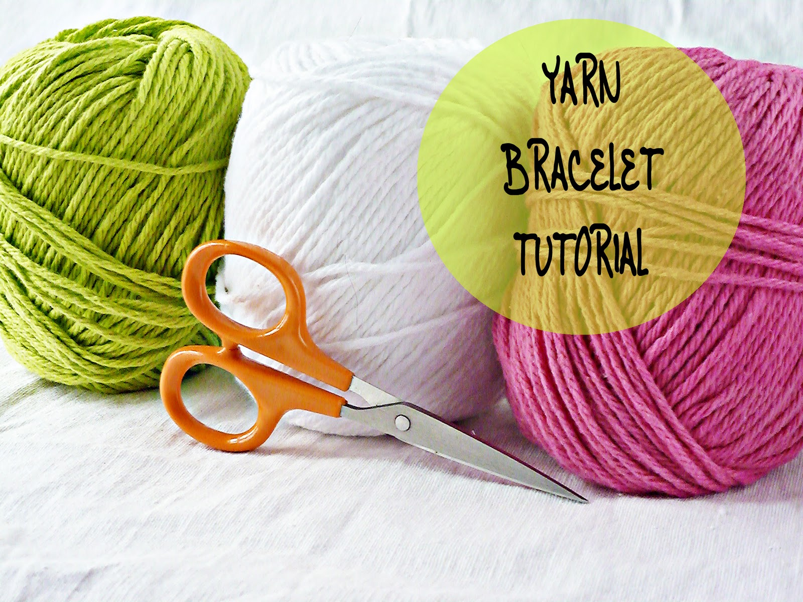 Yarn Crafts : project here this was one of my favorite crafts to make because it is