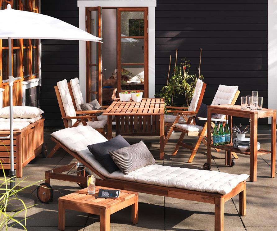 I consigli di irene arredare il giardino - Ikea catalogo giardino ...