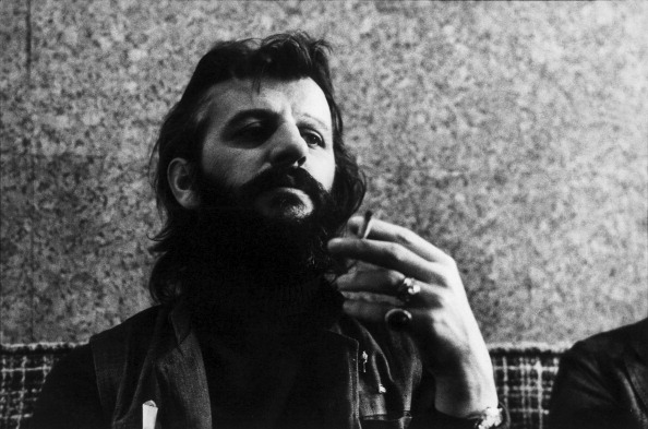 Ringo Starr In Late 1972