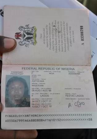 Nigerian drug trafficing