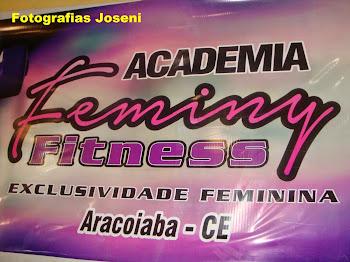 ACADEMIA FEMINY FITNESS - SÓ PARA MULHERES
