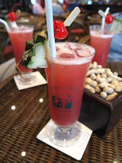 Singapore Sling - Raffles Long Bar