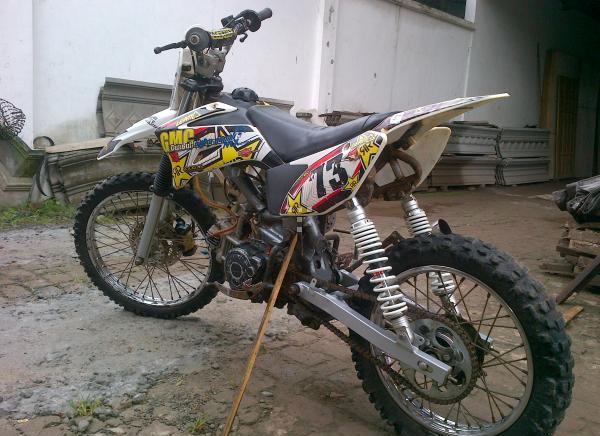 Modif Trail Yamaha F1z
