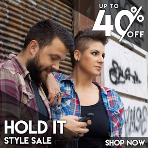 Hold IT! Styling Sale!