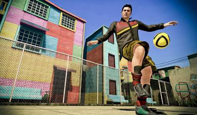 Novo FIFA STREET 2012 lançamento XBOX360 e PS3