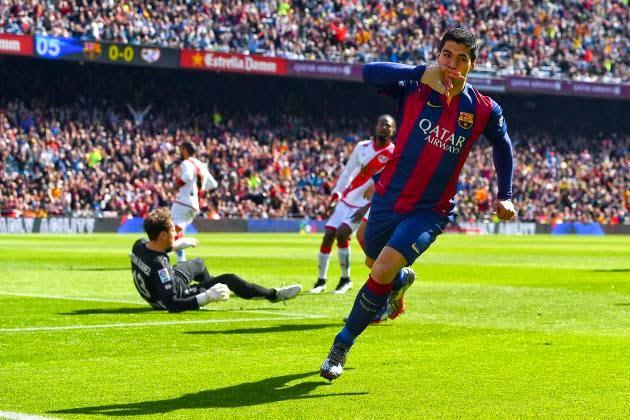 Barcelona vs. Rayo Vallecano Score (8 March 2015)