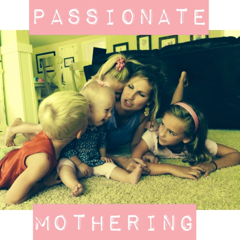 Passionate Mothering: My Learning